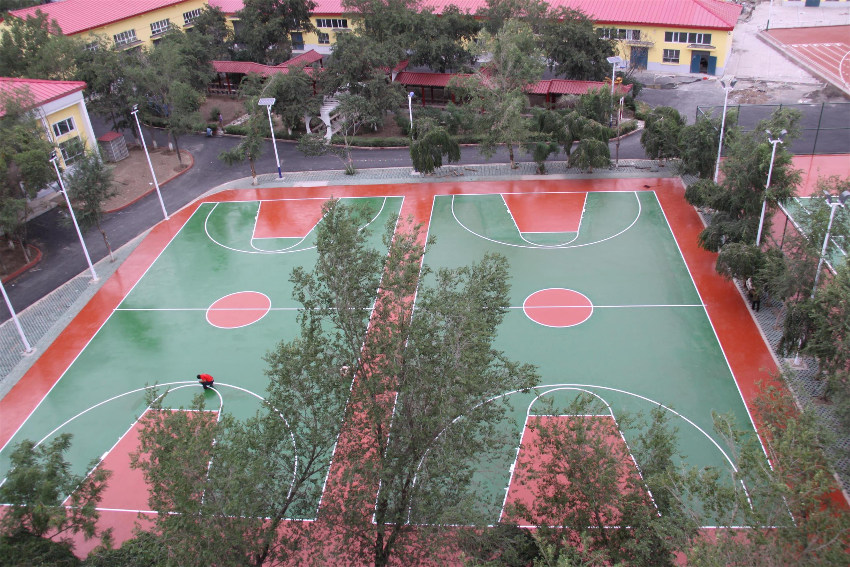 绿色校园-健康π球场案例视频集