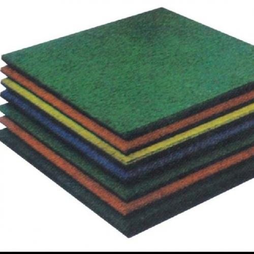 EPDM颗粒塑胶地板材料