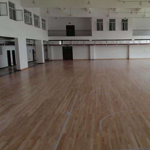 体育专业运动木地板