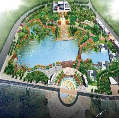水性绿道体系