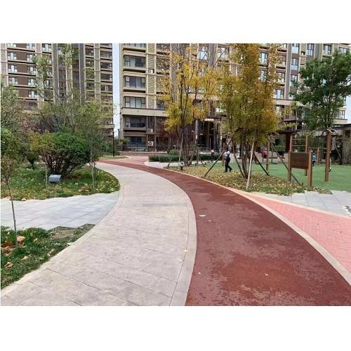 哈密市政道路建设及园林景观绿化